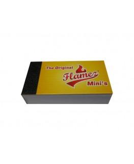 Flamez mini Joint/Zigaretten Filtertips in schmal und kurz (Maße: 20 x 40mm)