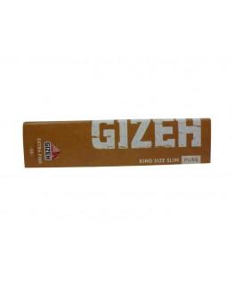 GIZEH PURE King Size Slim Blättchen/Paper aus Bio-Hanf Papier  (Made in AT)