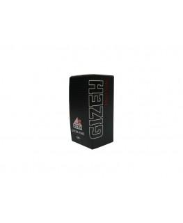 """GIZEH Black Rolls"" Slim Blättchen/Paper 5m lange Rolle  (Made in EU)"