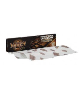 """""""Juicy Jay's"""" King Size Slim Blättchen/Papers mit Double Dutch Chocolate Aroma"""