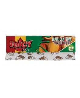 """""""Juicy Jay's"""" King Size Slim Blättchen mit Jamaican Rum Aroma/Geschmack"""
