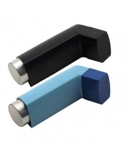 Puffit Hand Vaporizer schwarz und blau
