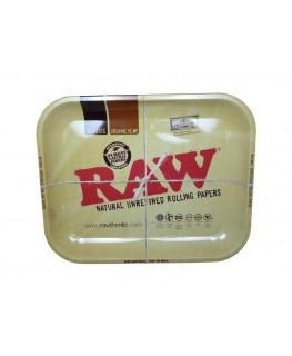 """""""RAW"""" Drehunterlage in L aus Metall und Maße: 27 x 37cm"""