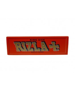 "RIZLA Red King Size ""Blättchen/Papers"" aus weißem Papier. (Made in BE)"