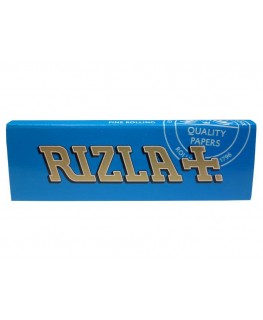 "RIZLA blue single Zigaretten ""Blättchen/Papers""  (Made in E.U.)"