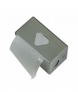 """Rolls """"Blättchen Metallbox"""" für extra slim Rolls in klassisch silber"""