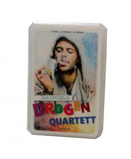 """Kartenspiel """"Drogen Quartett"""" aus Deutsch, mit 32 Karten & Mega Spielspaß"""