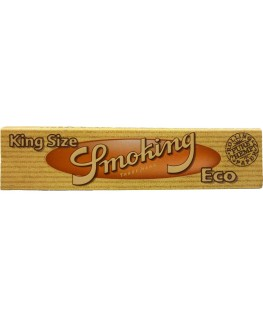 Smoking Eco King Size Slim 100% Hanf Blättchen/Papers