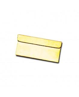 Vergoldete klinge