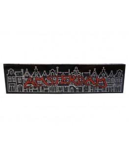 SNAIL Amsterdam Black & White Blättchen/Papers als King Size Slim + Filtertips