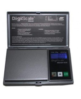 0,01g / 100g Digiscale Micron+ Digitalwaage