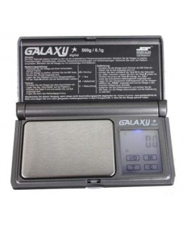0,1g / 500g Galaxy Touchscreen Digitalwaage