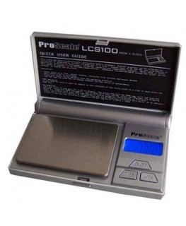 0,01g bis 100g PROscale LCS100 Digitalwaage