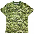 Camouflage t-shirt S-XXL
