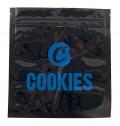 COOKIES XL Druckverschlussbeutel/Packs 215x255x0.11mm dick. Farbe: Schwarz