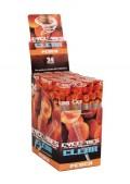 Cyclones Klear Cone Blättchen/Paper mit Peach/Pfirsich Aroma (24stk.)