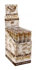 Cyclones Klear Cone Blättchen/Paper mit White Chocolate Aroma (24stk.)