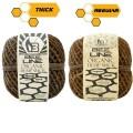 """Hanf """"Zündschnur"""" 61m - Bee Line,  """"original"""" & """"thick"""" Size (Made in Hawaii)"""