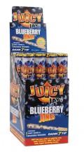 Juicy Jay's Jones Cone Blättchen/Paper mit Blaubeeren Aroma (24 stk.)
