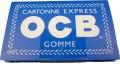 OCB blau No.21 Blättchen/Paper/Zigarettenblättchen (geschlosschen)