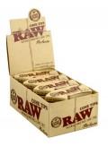 """Perforierte RAW Cone Filtertips """"Perfecto"""" aus ungebleichtem Papier (24 stk.)"""