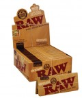 RAW Supreme King Size Blättchen/Papers ohne Knick (VE 24stk.)