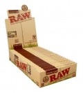 RAW Organic Hemp 1 1/4 Size Blättchen/Papers (VE 25stk.)