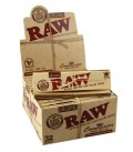 RAW Connoisseur King Size Slim Organic Hemp VE