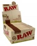 RAW King Size Slim Organic Hemp VE