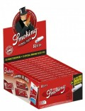 33 Smoking Red King Size Slim Blättchen + 33 breite Filtertips. (VE 24 stk.)