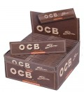 OCB unbleached King Size Slim Blättchen/Papers (VE 50stk.)