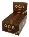 32 OCB unbleched King Size Slim Blättchen + 32 Filtertips (VE 32 stk.)