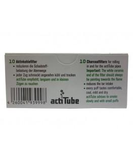 Aktivkohlefilter 8mm actiTube 10stk.