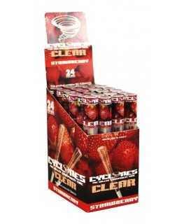 Cyclones Klear Cone Strawberry