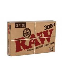 RAW 300 1 1/4 Size