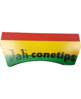 Rasta/Reggae Filtertips/Jointfilter - Jah Cone (Geschlossen)