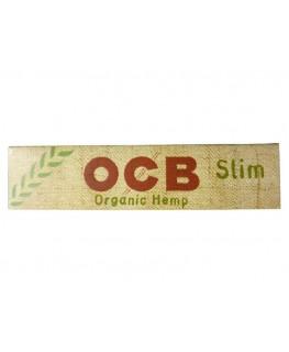 OCB Organic King Size Slim 110 x 44mm (Frontansicht geschlossen)