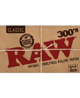 Raw 300 Blättchen