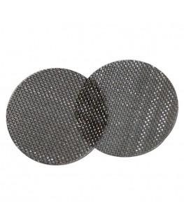Stahlsiebe 15mm fein, 2 Stück