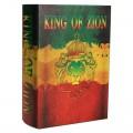 Kavatza Bong Buch Zion Lion geschlossen