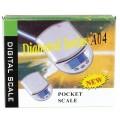 0,01g / 200g Diamond Series Digitalwaage Verpackung